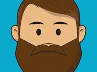 Bearded huge nick chamberlin