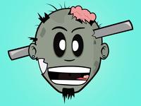 Zombie With Nice Teeth