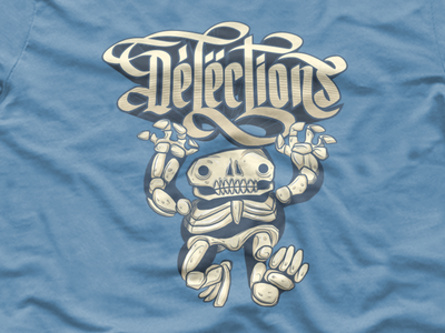 Delections print