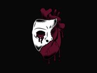 Heart Mask