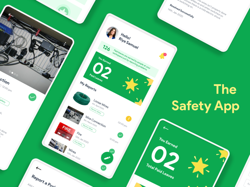 The Safety App