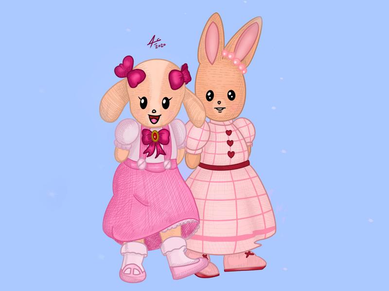 Cartoon characters animation art illustrator مناروتالا draw illustration drawing procreate digitalart sketchbook cartoon