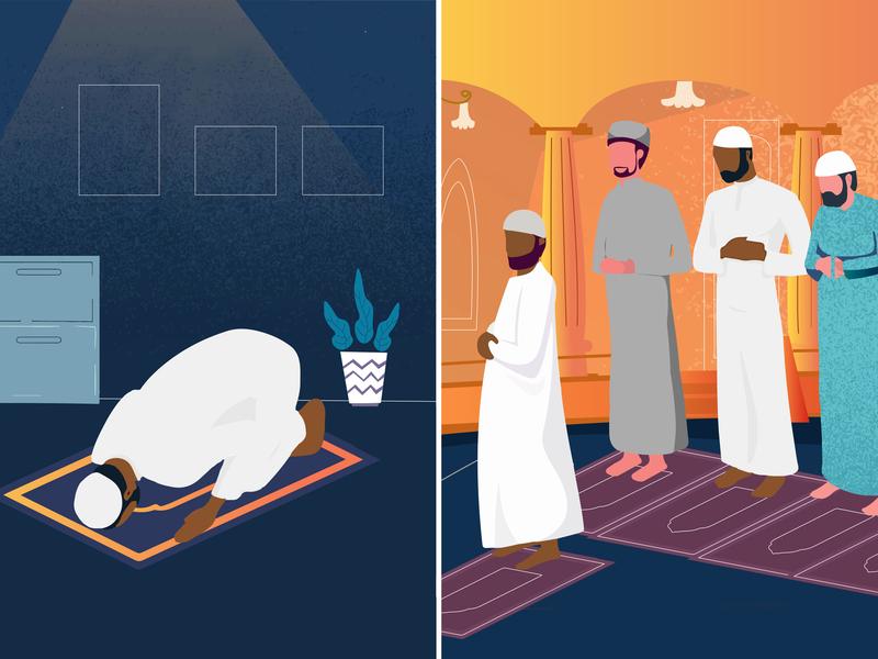 Islamic typography sketch islamic calligraphy sala prayer illustration draw art ilustration sketchbook digital animation vector illustrator digitalart islamic islamicart drawing