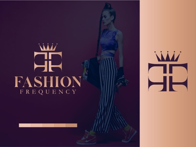 Fashion Frequency logodaily logomaker customlogo logobrand logoplace logonew logotipo logoinspiration logodesigner logotype logodesign luxurylogo unique logo modern minimalist