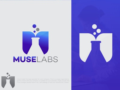 MUSELABS graphicdesign logofolio branding personallogo logodesigns logoinspirations logotype initial creativelogo monogramlogo logomaker logodesign