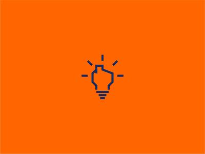 Hugo baia - Icon minimal icon logo design adobe photoshop 2d branding political ideia