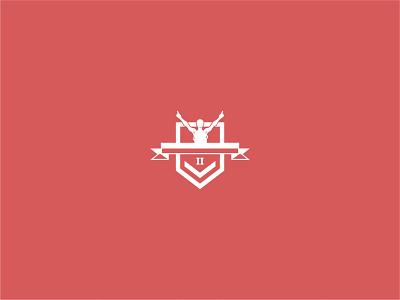 Corrida da Cavalaria - Icon minimal icon logo design adobe photoshop 2d exercito maratona corrida run army cavalaria