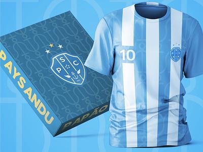Paysandu equipe de futebol football minimal vector adobe photoshop logodesign logo 2d brand identity branding brand