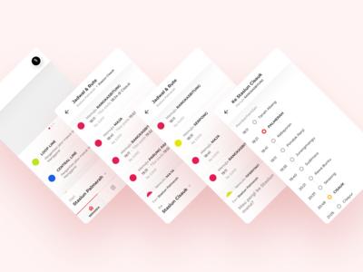 Transportation App - Redesign KRL Access