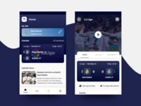 Football Live Streaming App