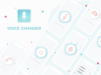 Voice Changer Mobile app