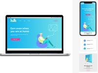 Website UI-Job Portal