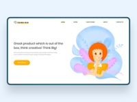 Design Studio Website Concept