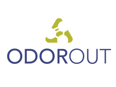 OdorOut Logo V1 icon vector logo branding illustrator design