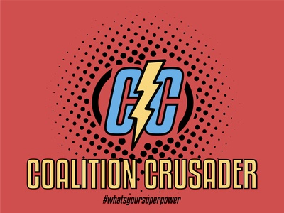 Coalition Crusader Emblem