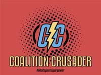 Coalition Crusader Emblem
