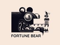 Fortune Bear Logo