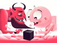 Devil & Baby