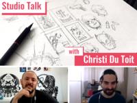 Studio Talk #01 with Christi Du Toit