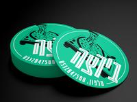 Beerzza Pizzeria Coasters
