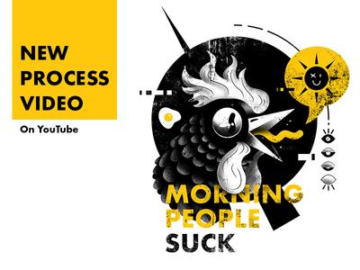 Illustration Process Video