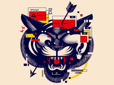 Tiger Glitch