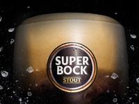 Super Bock Stout Social Media