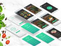 SCRAMBLE - Food App