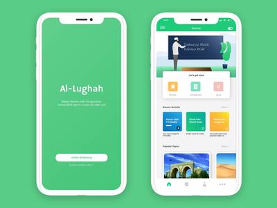 Al-Lughah - Arabic Online Course