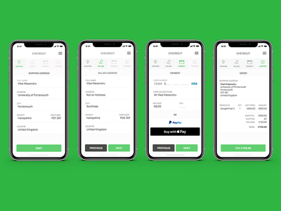 Day 2. Checkout solution UI/UX payment gateway payment form ui 100day ui ux challenge ui ux design ui  ux userinterface app apple 100daychallange uidesign uxdesign adobexd