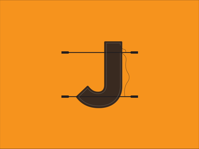 J is for Jelly 36daysoftype-j 36daysoftype deisgn after effects animation animate type animation type graphic  design