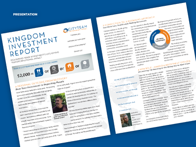 Investment Report report