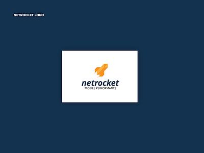 NetRocket Logo identity