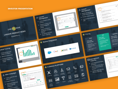 Livehive Product Presentation 01