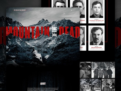 Mountain of the Dead | The Dyatlov Pass Incident
