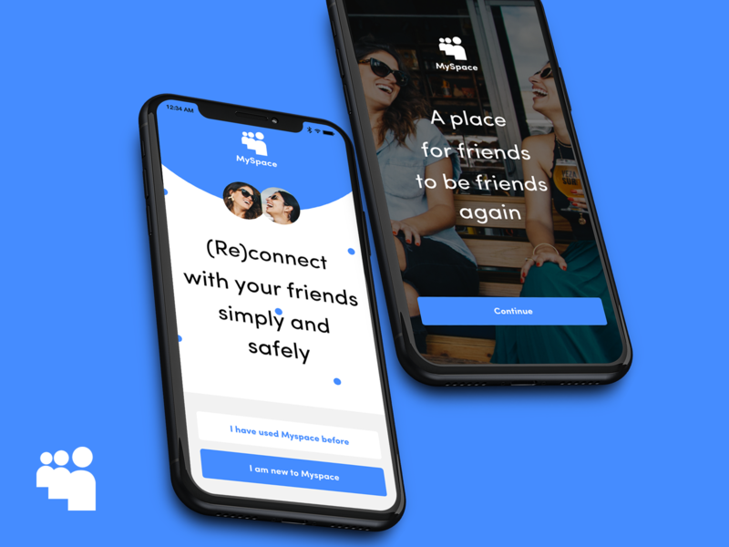 myspace social app