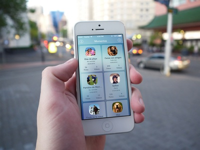Home Momento App