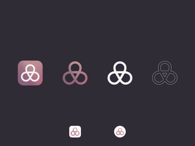Symbol wip 3 logo icon symbol