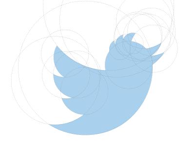 New twitter logo with hair twitter bird blue new twitter larry