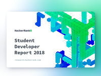 HackerRank Student Developer Report