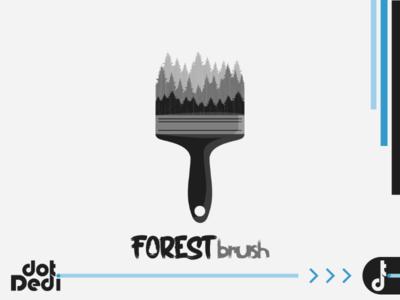 Forest Brush
