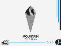 Mountain🍦Ice Cream