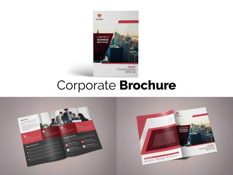Creative Corporate Brochure Design Search By Muzli,Medical Store Interior Design In India