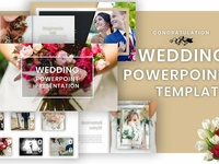 PowerPoint  Wedding Template [PPTX]