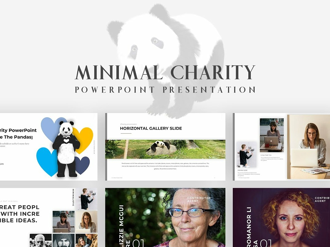 Charity powerpoint