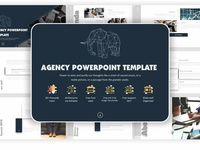 PowerPoint Agency Template [PPTX]
