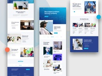 Turn Digital Agency HTML Template