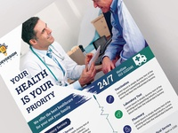 Modern Medical & Healthcare Flyer