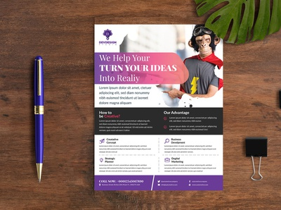 Business   Flyer Solution