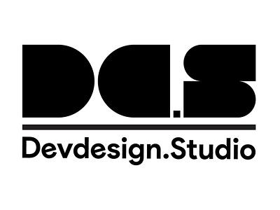 Redesign Devdesign Studio logo trendy devdesign.studio devdesign branding business simple corporate modern logos new logo design ai redesign logo